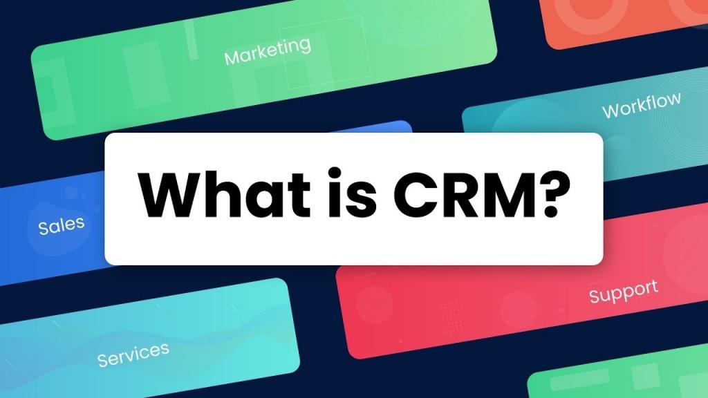 Рассказываем что такое CRM-маркетинг